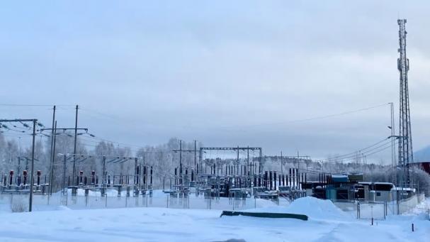 Det befintliga ställverket vid Stadsfjärden ska bytas ut.