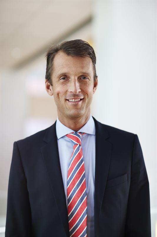 Andreas Regnell, Strategichef på Vattenfall.