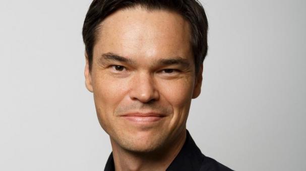 Andreas Gyllenhammar, hållbarhetsstrateg på Jämtkraft.