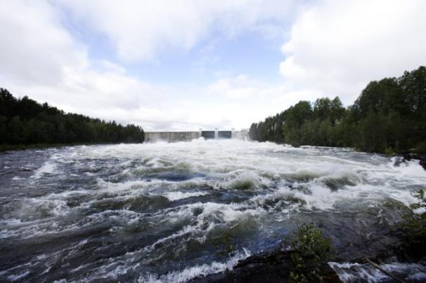 Kattstrupeforsens vattenkraftstation i Krokoms kommun är Jämtkrafts näst största anläggning och producerar under ett normalår 285 GWh. Jämtkrafts totala vattenkraftsproduktion under ett normalår är 940 GWh.