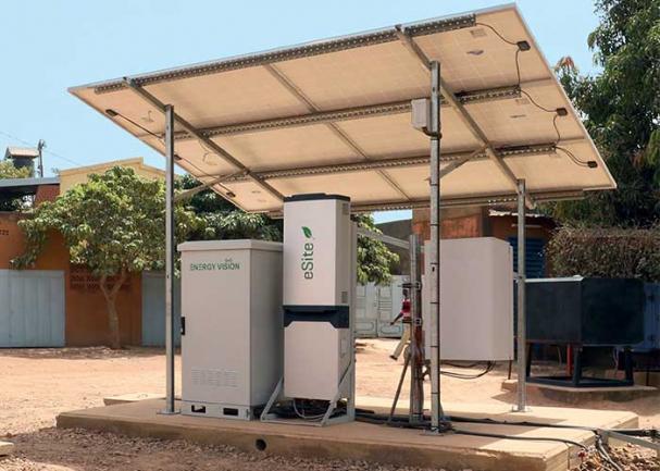 eSite x10 är världens första telecom-kraftsystem som är unikt framtaget för utomhusmiljöer och som följer telecom standarder.