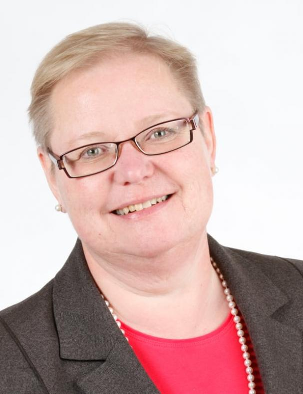 Eva Halldén, vd för Svensk Kärnbränslehantering AB, SKB