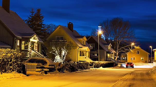 En riktigt kall vinterdag kan el bli en bristvara i Sverige. Forskare ska undersöka vilka förutsättningar småhusägare och energibolag har för att klara sådana situationer.