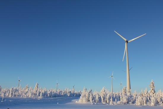 Ny arbetsgrupp ska locka elintensiv industri till Markbygden.