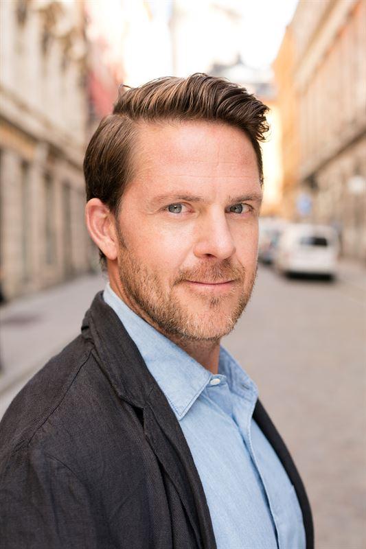 Fredrik Olrog, vd OX2 Bio.