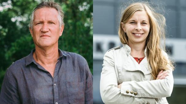 Statsepidemiolog Anders Tegnell och civilingenjören Linnea Bergman är årets alumner vid Linköpings universitet.