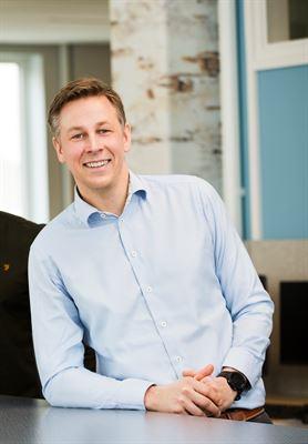 Marcus Annell, ansvarig för finansiell handel på Bixia.