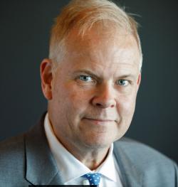 Peter Säll vd Länsförsäkringar Mäklarservice.