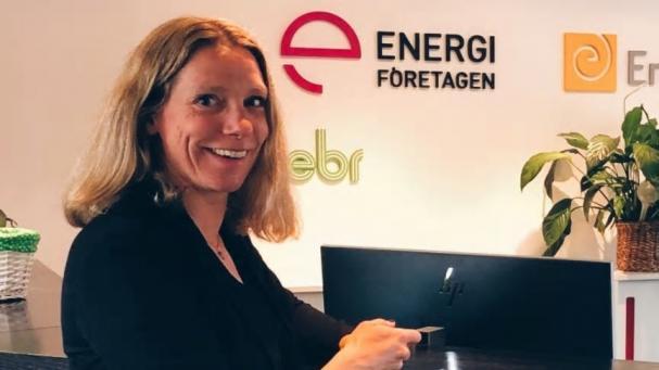 Åsa Pettersson, vd Energiföretagen Sverige.