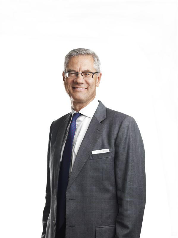 Magnus Hall vd och koncernchef Vattenfall.