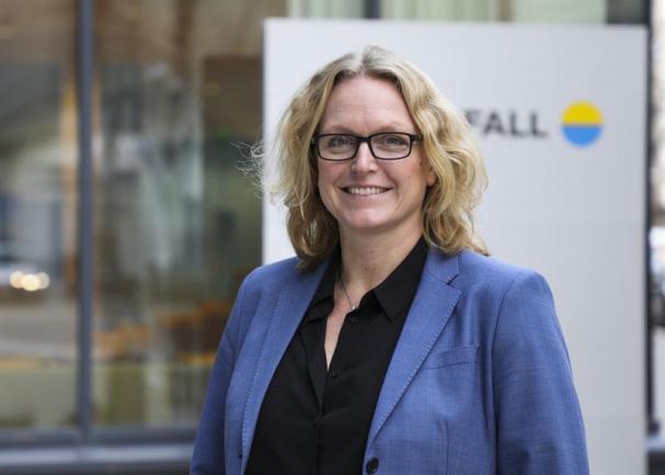Ulrika Jardfelt är chef för Vattenfall Värme i Sverige och nyinvald ledamot i styrelsen för Green Building Council.