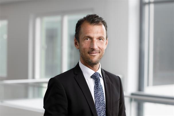 Andreas Regnell, chef för Strategic Development på Vattenfall<span>.</span>