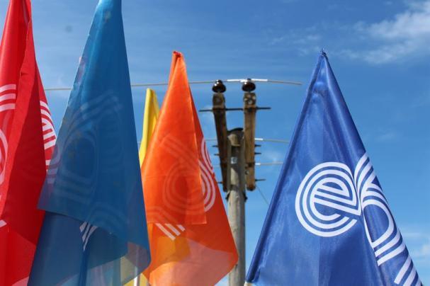 Sveriges största elnätsmässa EBR Metod- och maskindagar 2022 arrangeras av Eskilstuna Strängnäs Energi och Miljö, tillsammans med Energiföretagen Sverige.