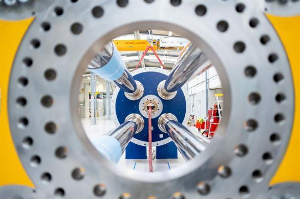 CorPower Ocean har fått hjälp av SKF för att optimera utformningen av en ny klass av vågenergiomvandlare.