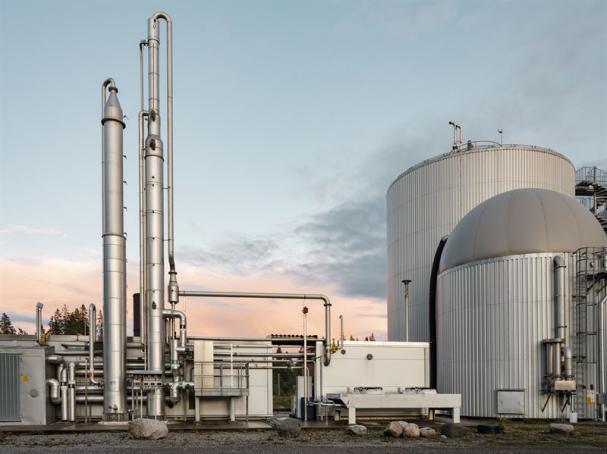 Biond vill fortsätta expandera verksamhetenSävsjö Biogas.